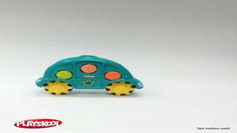 Playskool Roll 'N Gears Car Time Lapse