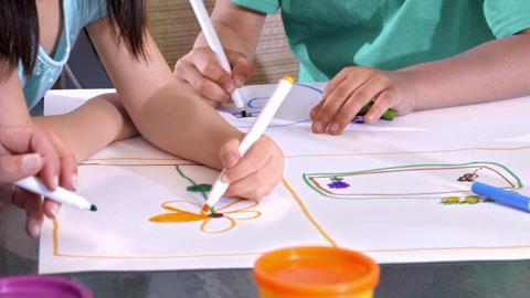 Play-Doh Teaching Tools: Play-Doh Garden