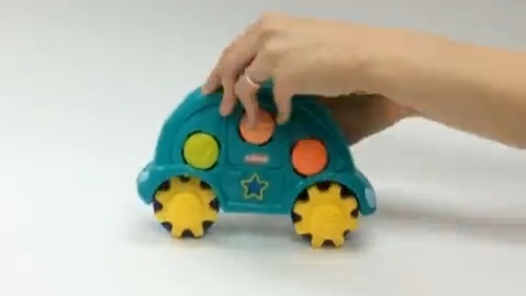 Playskool Roll 'N Gears Car Time Lapse