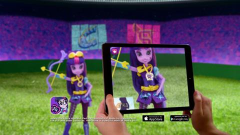 MLP Equestria Girls I Friendship Games I TV Commercial Deluxe Dolls
