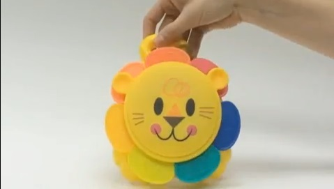 Playskool Stack N' Stow Cups Time Lapse