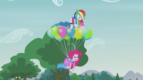 MLPEG I Friendship Games I Original Short Pinkie Spy