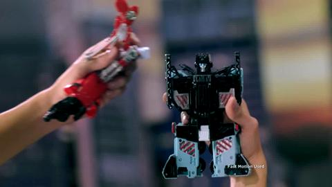 Transformers Combiner Wars Defensor TV Commercial Ad