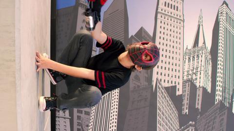 Marvel Ultimate Spider-Man Web Warriors TV Commercial