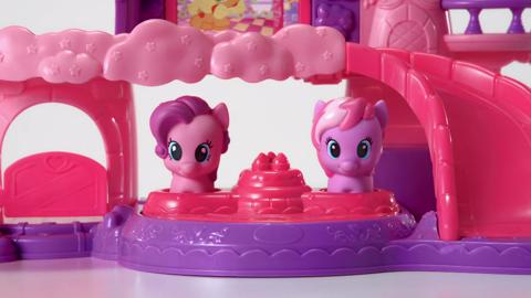 My Little Pony Playskool Friends Musical Celebration Castle Demo