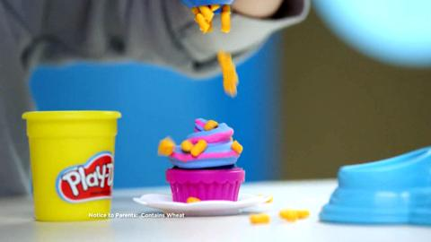 Play-Doh Cupcake Celebration TV Commercial