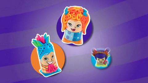 Play-Doh Crazy Cuts TV Commercial