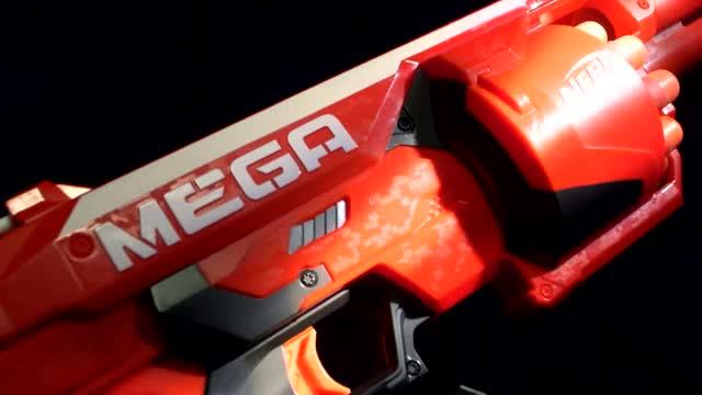 Behind The Blaster: Nerf MEGA Rotofury