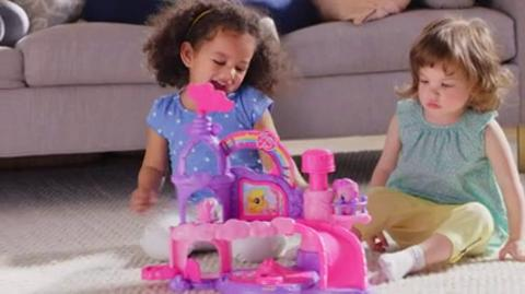 Playskool Friends My Little Pony Musical Castle TV Commercial
