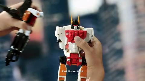 Transformers Combiner Wars Superion TV Commercial Ad