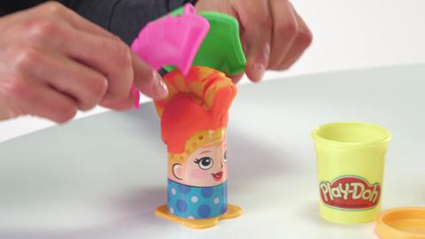 Play-Doh Crazy Cuts Demo Video