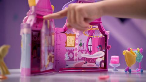 My Little Pony I TV Commercial I Rarity Booktique Playset