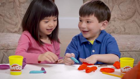 Teaching Letters with Play-Doh