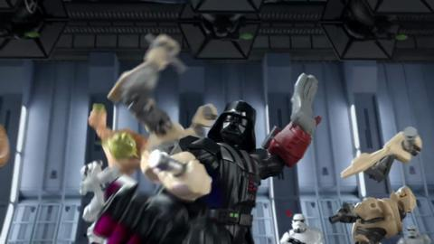 Star Wars Hero Mashers TV Commercial
