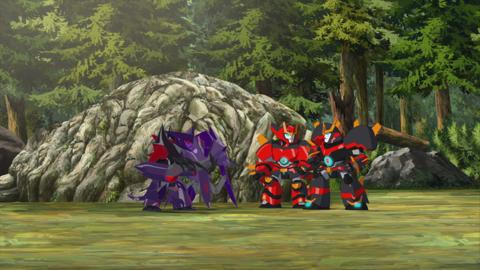 Transformers Robots in Disguise: Two Plus Two Equals More