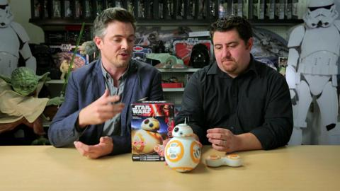 Star Wars Designer Desk - Remote Control BB-8