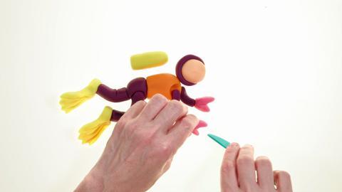 Play-Doh U.S. | Creative Inspiration | Scuba Diver