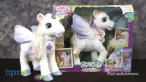 Product Review: TTPM FurReal Friends StarLily, My Magical Unicorn