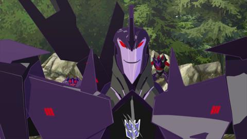 Transformers Robots in Disguise: Knock Knock