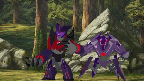 Transformers Robots in Disguise: Back and Forth