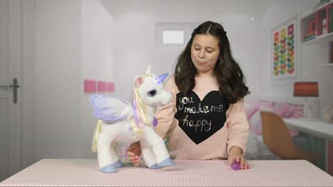 FurReal Friends StarLily Kid Reviews- Aryana