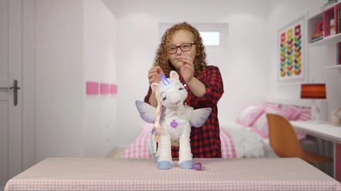 FurReal Friends StarLily Kid Reviews- Anna