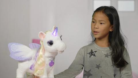 FurReal Friends StarLily Kid Reviews- Ava