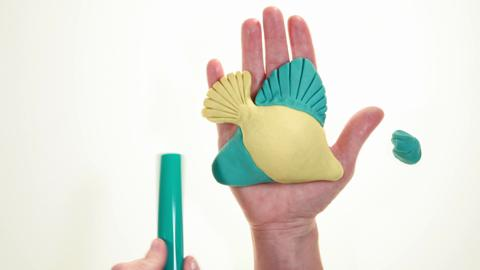 Play-Doh Creative Inspiration - Fish