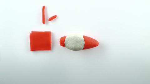 Play-Doh Creative Inspiration - Rocketship
