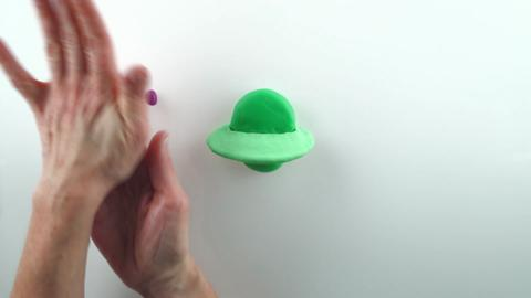 Play-Doh Creative Inspiration - Spaceship
