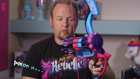 Nerf Arrow Revolution