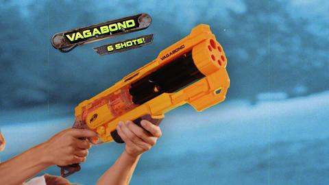 NERF – 'Doomlands 2169 Persuader & Vagabond' Official T.V. Spot