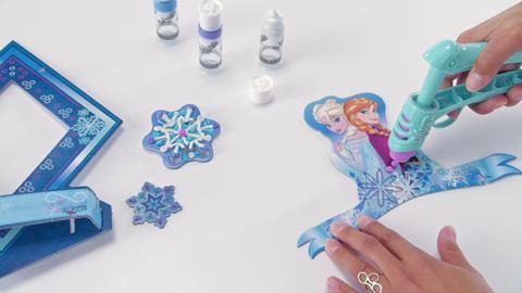 DohVinci Frozen Design Demo