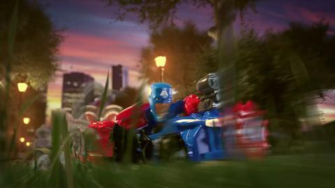 Super Hero Mashers Micro World Of