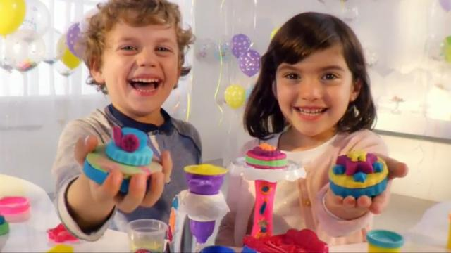 Play-Doh Cake Party TV Commercial