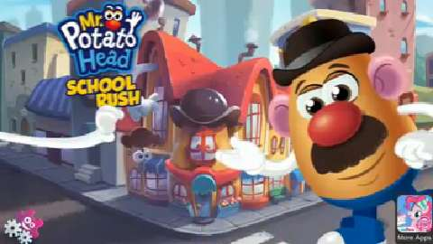 MR. POTATO HEAD: SCHOOL RUSH APP TRAILER