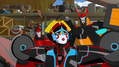 Transformers: Robots in Disguise - Season 2 Trailer