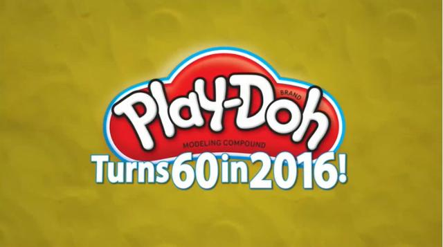 Play-Doh 60th Anniversary Video
