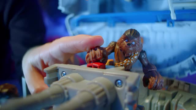 Star Wars Galactic Heroes | Millennium Falcon TV Commercial
