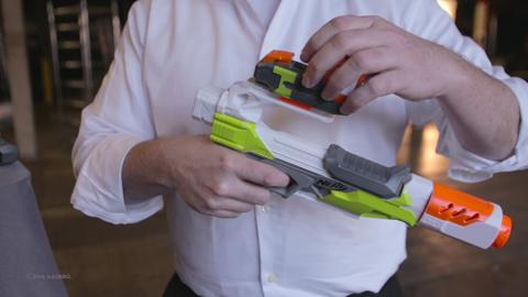 BLASTER FILES | NERF MODULUS IONFIRE