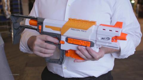 BLASTER FILES | NERF MODULUS RECON MKII