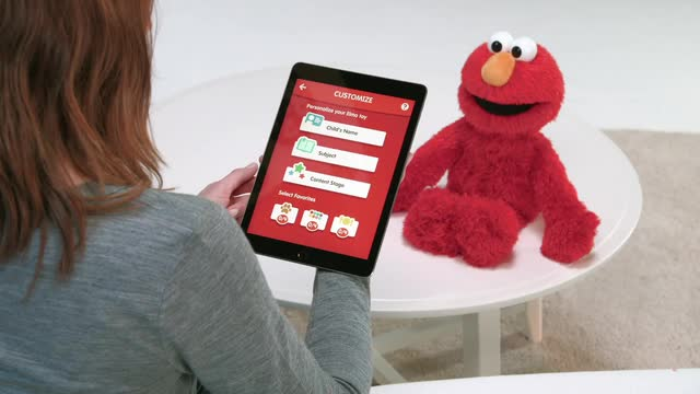 SESAME STREET | LOVE2LEARN ELMO | TOY DEMO