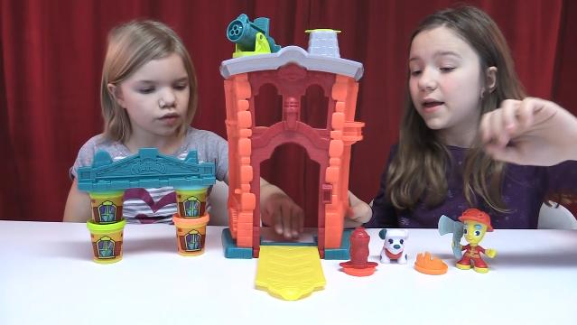 Play-Doh Town YouTube Influencer Video: BabyTeeth4.
