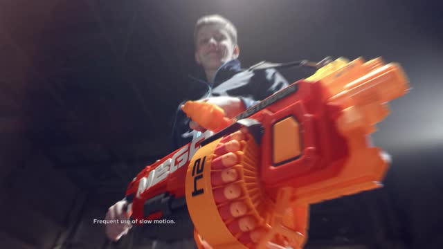 NERF Mega Mastodon TV Commercial