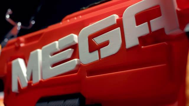 NERF Mega Mastodon Blaster TVC