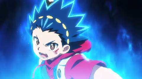 Beyblade Burst Animation Teaser Trailer