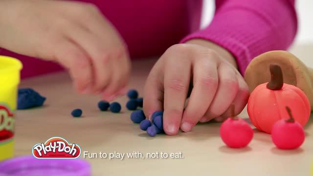PLAY-DOH | LOOK WHAT I MADE! | FALL CORNUCOPIA