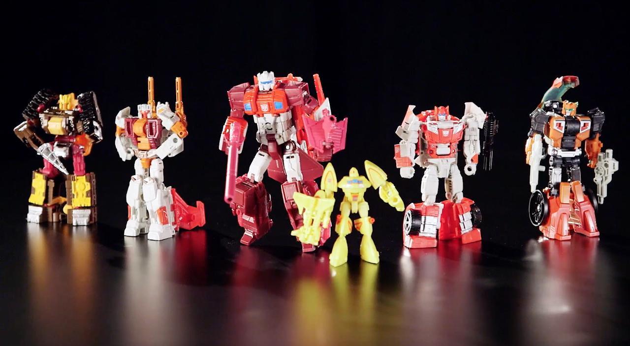Transformers Computron Designer Desk