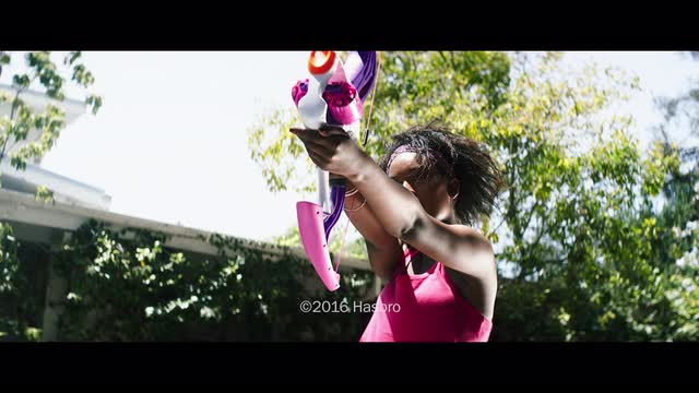 NERF Rebelle Battle: Girls vs Boys