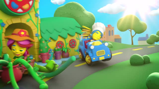 PLAY-DOH TOWN | WORLD OF PLAY-DOH TOWN | TV COMMERCIAL